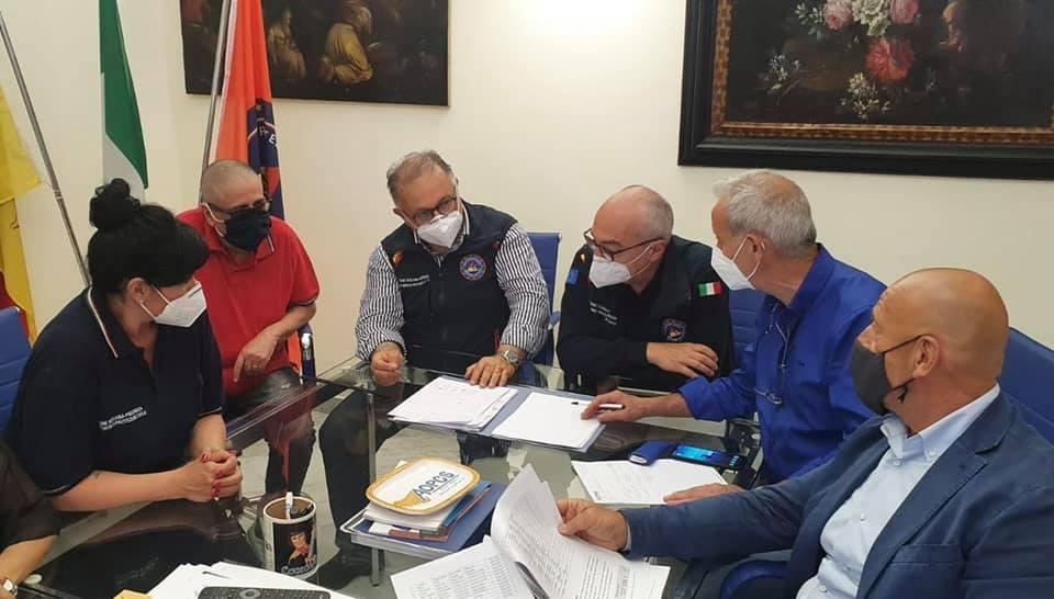Campagna antincendio 2021, martedì prima riunione operativa a Messina con enti locali e  Organizzazioni di Volontariato