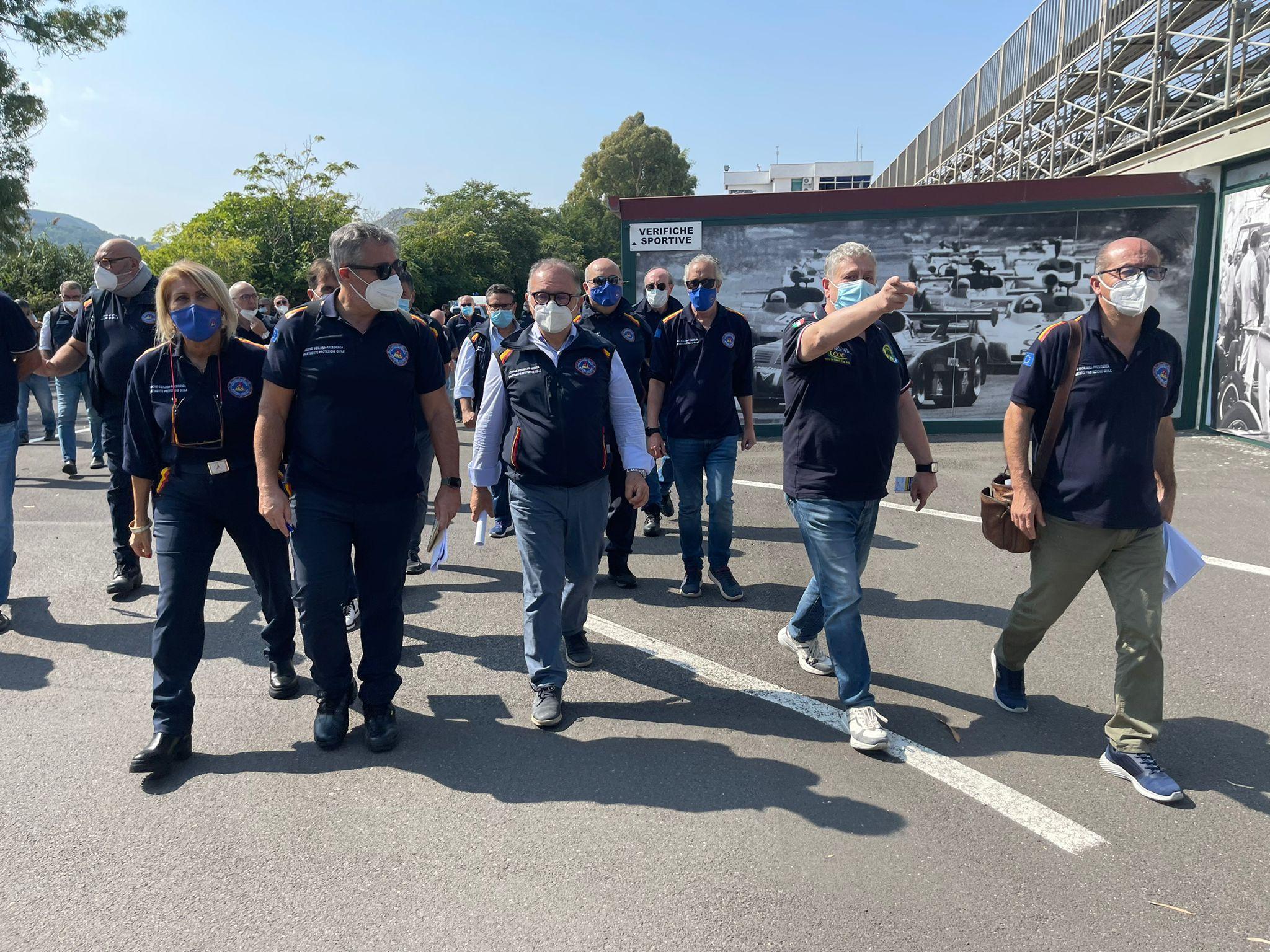Maltempo in Sicilia, la Protezione civile regionale: Rischio comunicato in tempo