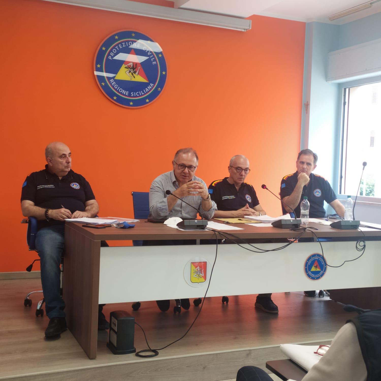 """Palermo, """"rendere completamente operativa la convenzione antincendio firmata a maggio con  Il Corpo Forestale"""""""