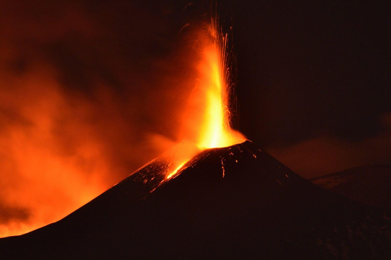 ++ Emergenza Etna. Notizie in aggiornamento ++