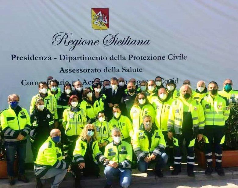 Palermo. Apre il Primo HUB Vaccinazione in Sicilia. Prime dosi somministrate alla popolazione