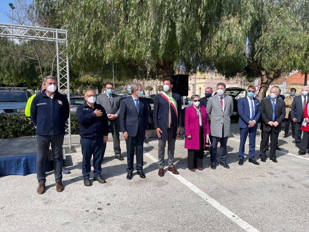 SIRACUSA. Coronavirus, il presidente Musumeci inaugura il terzo hub per la vaccinazione
