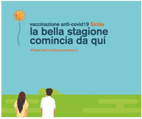 Informazioni utili per la vaccinazione in Sicilia tramite prenotazione online.