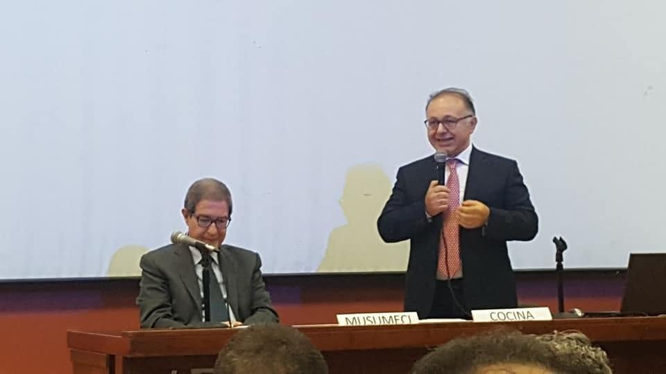 DRPC SICILIA, Salvo Cocina è il nuovo dirigente generale, prende il posto di Calogero Foti che si occuperà di Acqua e Rifiuti all'Assessorato dell'Energia e dei servizi di pubblica utilità