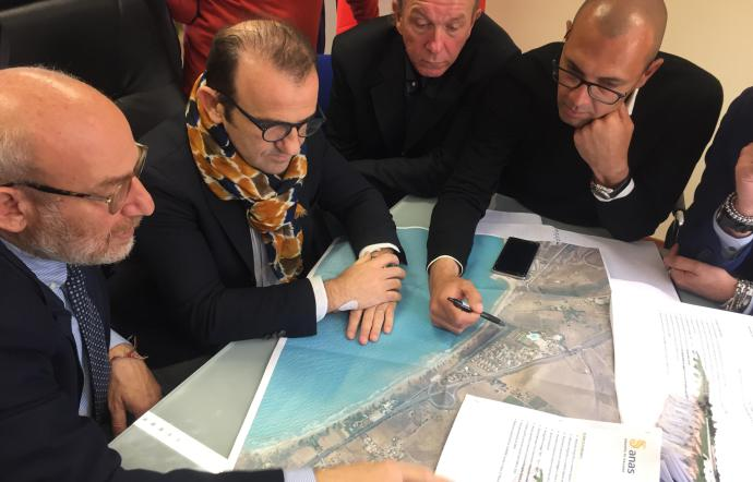 Regione: SS640, stanziati 4 milioni per piano anti erosione