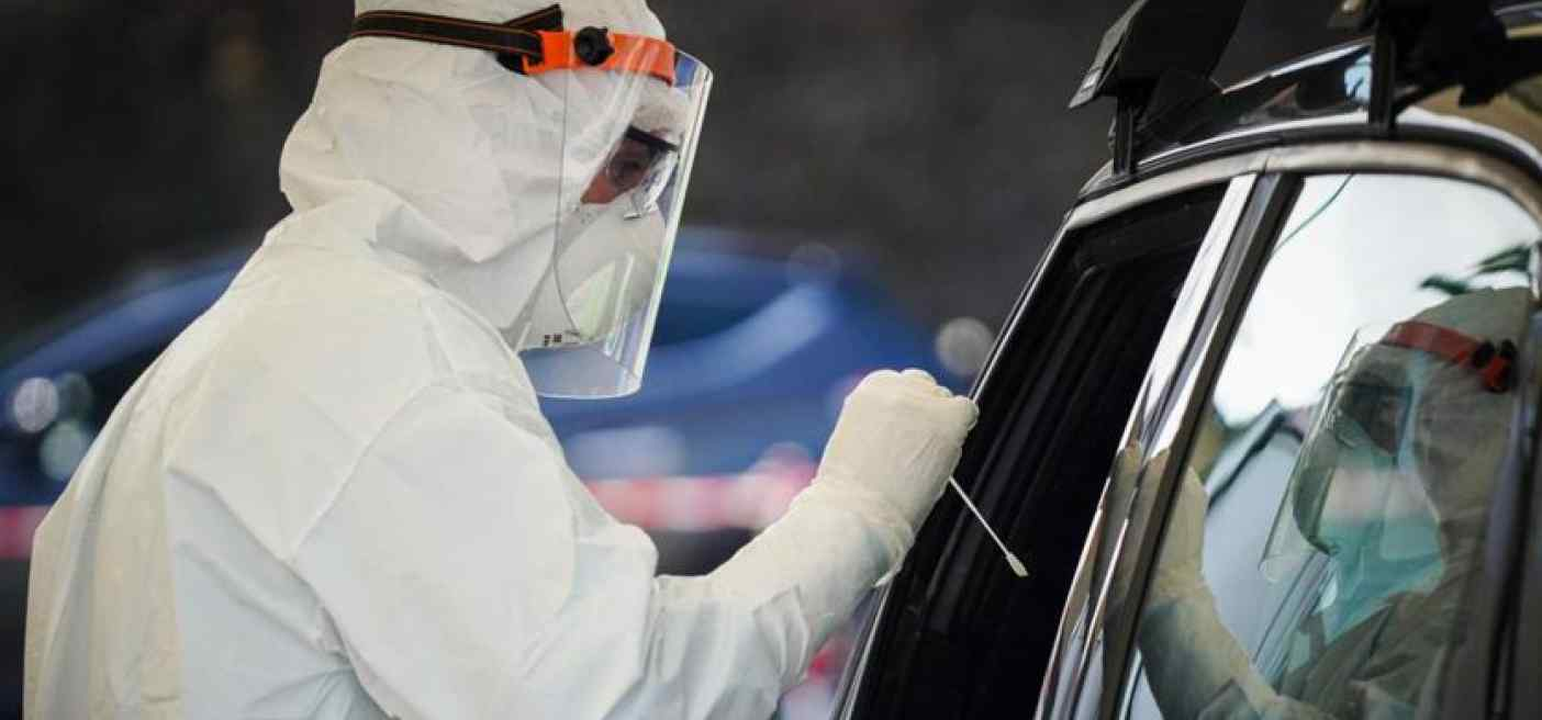 Coronavirus, nel week end tamponi rapidi nei drive-in