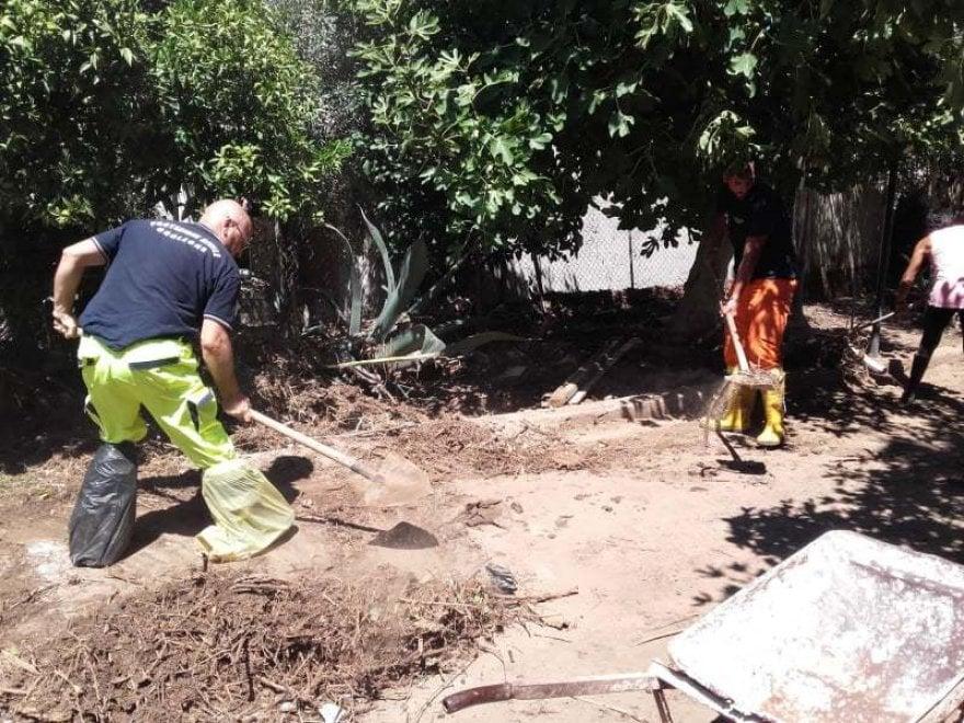 Palermo: Baida continua senza sosta l'opera dei volontari in aiuto dei residenti